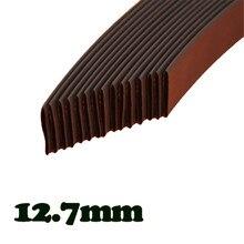 Best продвижение 12.7 мм клей двойной-настенный 3:1 Термоусадочные трубки рукава 50 см метра