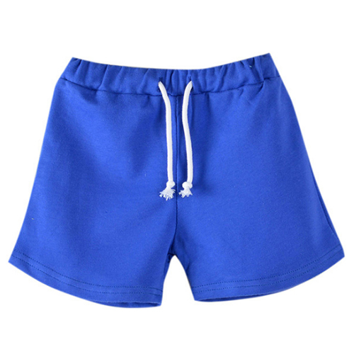 Hot New Fashion Summer Boys Beach Pants Kids Trousers Pretty Candy Color Girls   Shorts