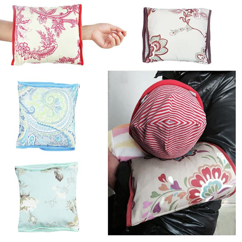 Adjustable Baby Nursing Arm Pillow Breastfeeding Infant Newborn Baby Pillows Mom Baby Care Cotton Washable Bedding Accessories
