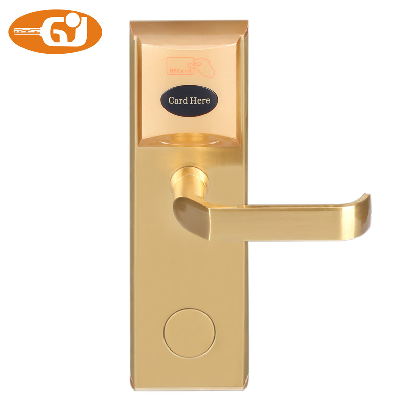 Cheapest Electronic RF Card Hotel Door Lock