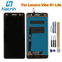 For Lenovo Vibe S1 Lite Lcd Display Touch Screen 100 New Digitizer Glass Panel Replacement For