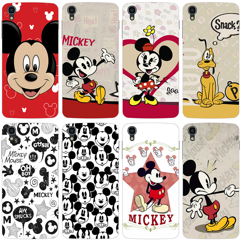 2019 New Cute Mickey <font><b>Phone</b></font> <font><b>Case</b></font> For <font><b>Alcatel</b></font> 1C / 1X / <font><b>3</b></font> / 3C / 3V / 3X Fashion Design Art Painted Soft <font><b>Case</b></font> Silicone Cover image