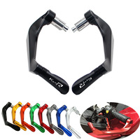 7/8 22mm Motorcycle Handlebar Brake Clutch Levers Protector Guard For BMW K1200R 2005 2008