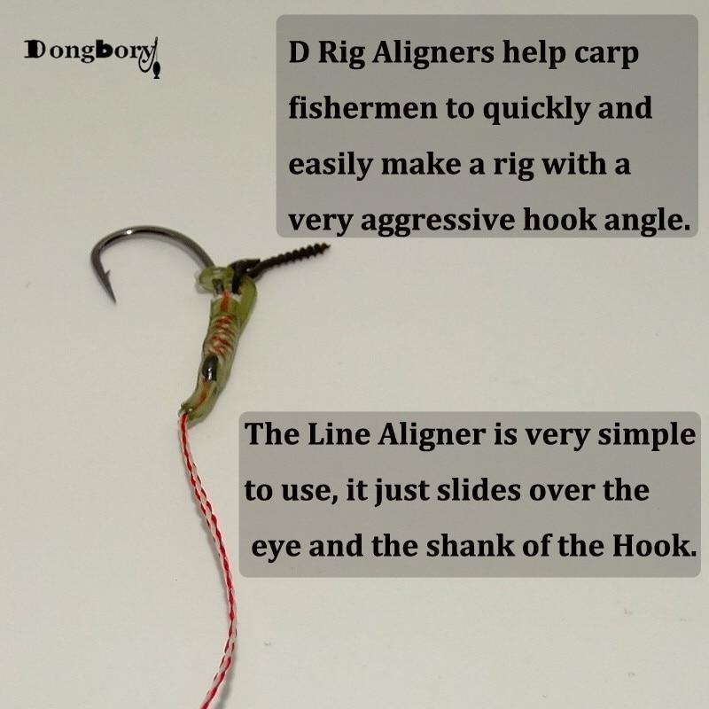 50pcs Carp Fishing Accessory Hook Sleeves Hair Rig Soft Sleeves G3X7 J5B2 N3B3