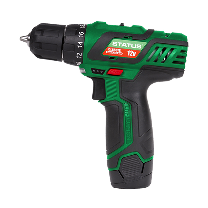 Cordless drill screwdriver STATUS CT12Li wosai 20v lithium battery max torque 380n m 4 0ah brushless electric impact wrench diy cordless drill cordless wrench