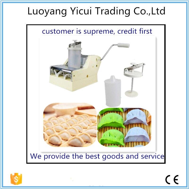 ФОТО Famous food maker manual dumpling maker machine
