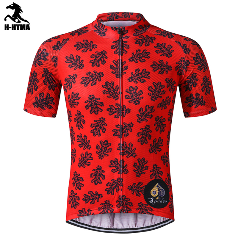 ФОТО New Cycling jersey Red Short sleeves bicycle mtb bike sport cycling clothing Free shipping