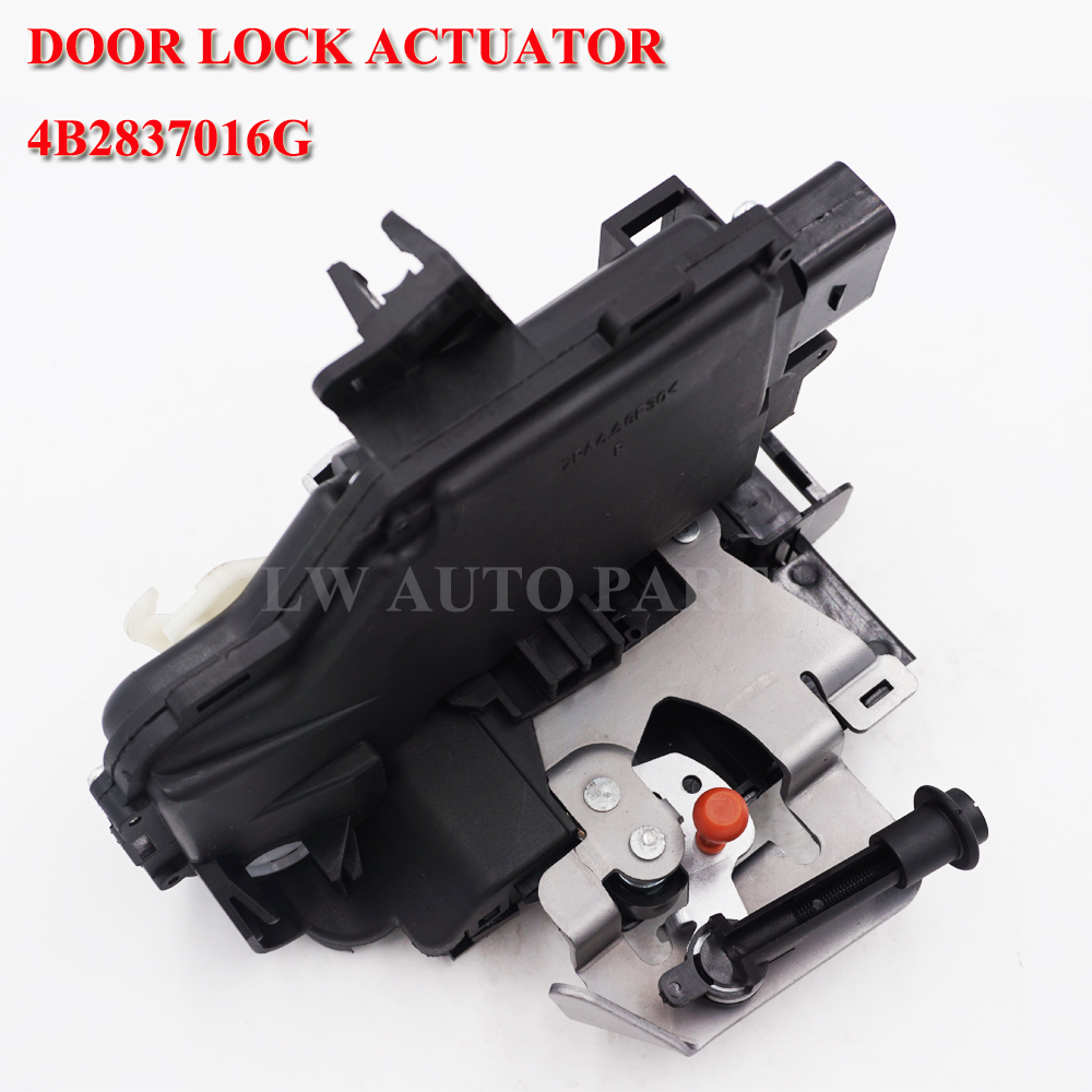 FRONT RIGHT DRIVER SIDE DOOR LOCK MECHANISM FOR AUDI A4 A6 ALLROAD 4B2837016G 4B2837016 4B2837016A