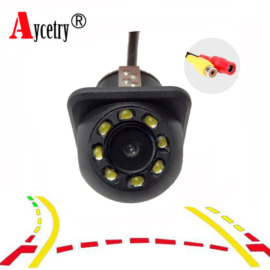 Aycetry Dynamic Trajectory Universal 8 Lights CCD HD color Waterproof