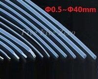 10mm  PTFE 1.7:1 Teflon Heat Shrink Tubing Shrinkable Tube 600V ROHS & Sony - 1Meter