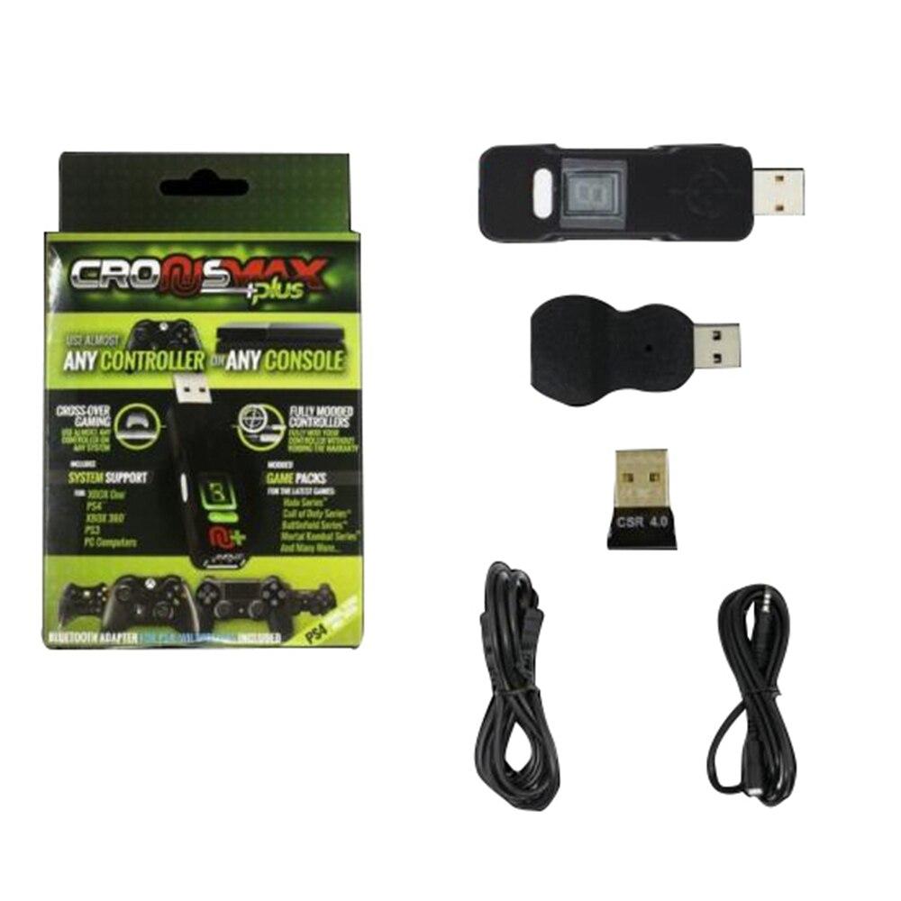 Pour Cronusmax Plus souris clavier convertisseur pour PS3/PS4/PS4 Pro pour Xbox 360/One/S/X contrôleur jeux vidéo convertisseur adaptateur