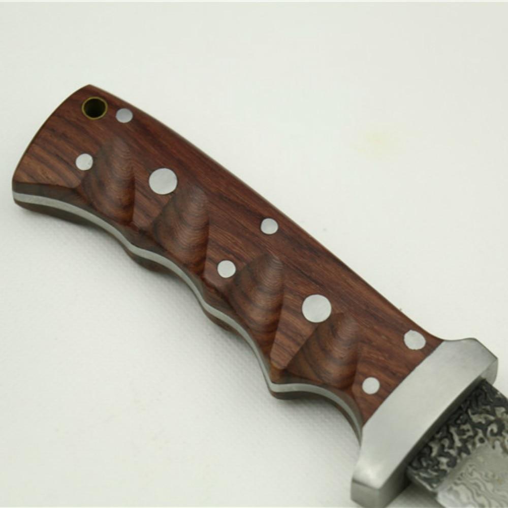 Narzędzie ręczne NÓŻ MYŚLIWSKI ręcznie Nóż ze stali - Narzędzia ręczne - Zdjęcie 4