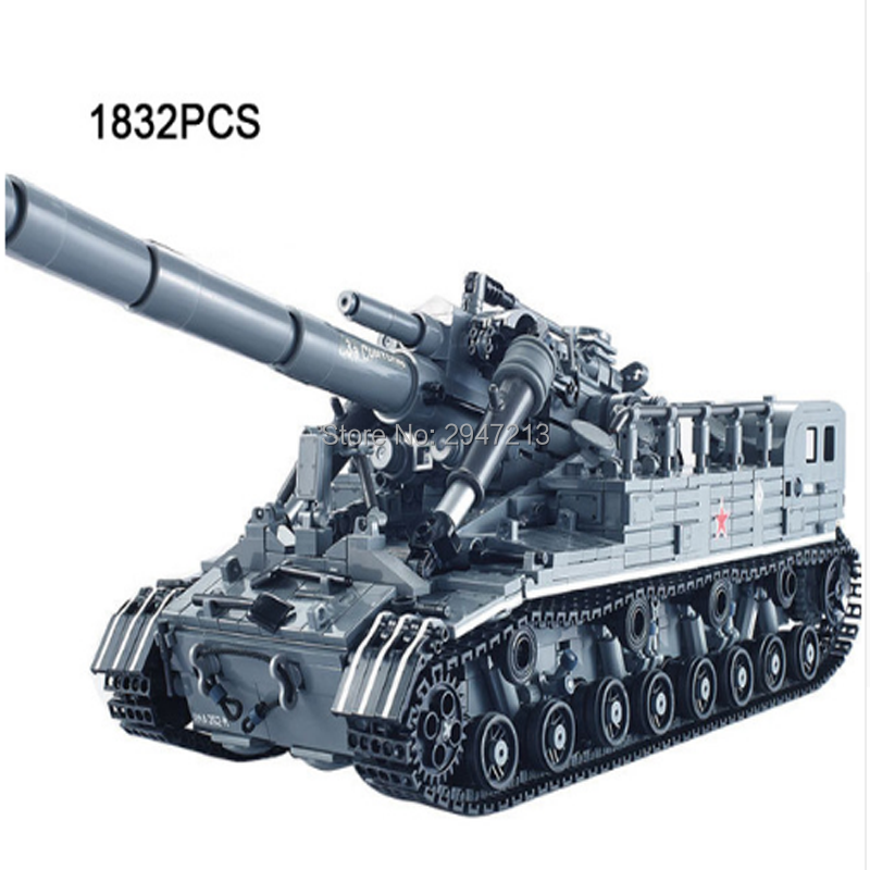 2018 hot compatible LegoINGlys military weapon building block United States Army T92 tank moc model block toys for Children gift hot modern military t92 tank moc building block model bricks toys collection for adult children gifts
