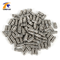 Tungfull New & Practical 100 Pcs F Type UHF Coupler Adapter Connector Female F F Jack RG6 RG59 Coaxial Cable For TV Network