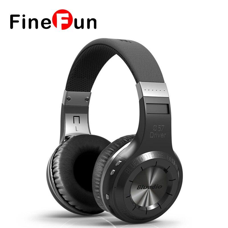 ФОТО 100% Original Bluedio HT bluetooth headphones BT4.1Stereo bluetooth headset wireless headphones for phones music