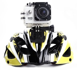"""Image 5 - Water proof Mini Camera Full HD 1080P Action Sport Camcorder Outdoor For Gopro Style Go Pro 2"""" Screen Cam Recorder DV resistant"""