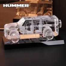 Car Model Figurines 15cm Handmade High Quality K9 Crystal Desktop Decorative 8 Design from China Manufacturer
