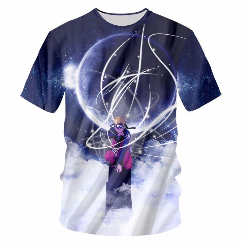 Anime Naruto T Shirt Men 3D Print T-shirts Boruto Sasuke Akatsuki Tshirt Brand Clothing Street Wear Summer Tees Tops Size S-7XL