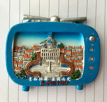 Vatican tourist souvenir refrigerator
