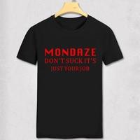 Trabajo camiseta Oficina trabajador hispter moda tendencia hombres mujeres casual camiseta pura del algodón del cortocircuito del verano de la camiseta