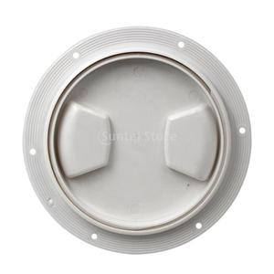 Image 5 - 5 inch Non Slip Deck Plate Corrosion Resistant Marine Access Boat Inspection Hatch Cover Plate for Marine Boating Water Sport