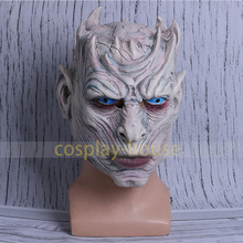 Cosplay Mask Game of Thrones Masks Nights King Walker Face NIGHT RE Zombie Halloween For Adults Throne Costume Party