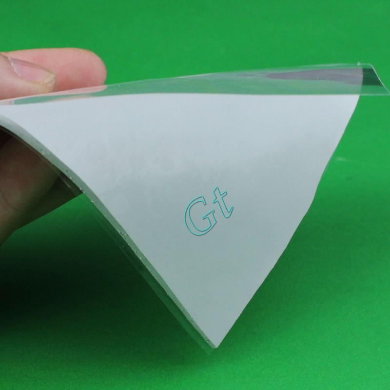 150pcs 100x100x2mm Thermal Conductive Pads Heatsink Chip Compound Pad