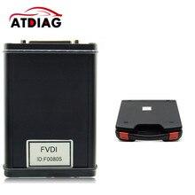WITH GIFT FVDI Full Version (Including 18 Software) FVDI ABRITES Commander FVDI Diagnostic Scanner in stock FVDI V21