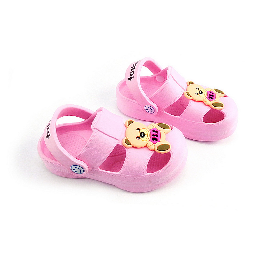 Sabots De Jardin Real 2020 New Children's Cave Shoes Tow Jelly Slippers Eva Clogs Environmentally Friendly Garden Kids Holes