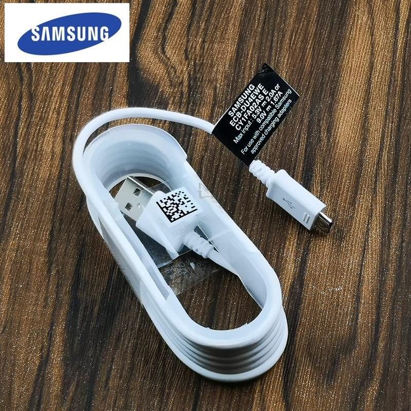 C.D.R 1 m Micro USB 2.0 Datenkabel Ladekabel Ladegerät Daten Kabel Lade Kabel