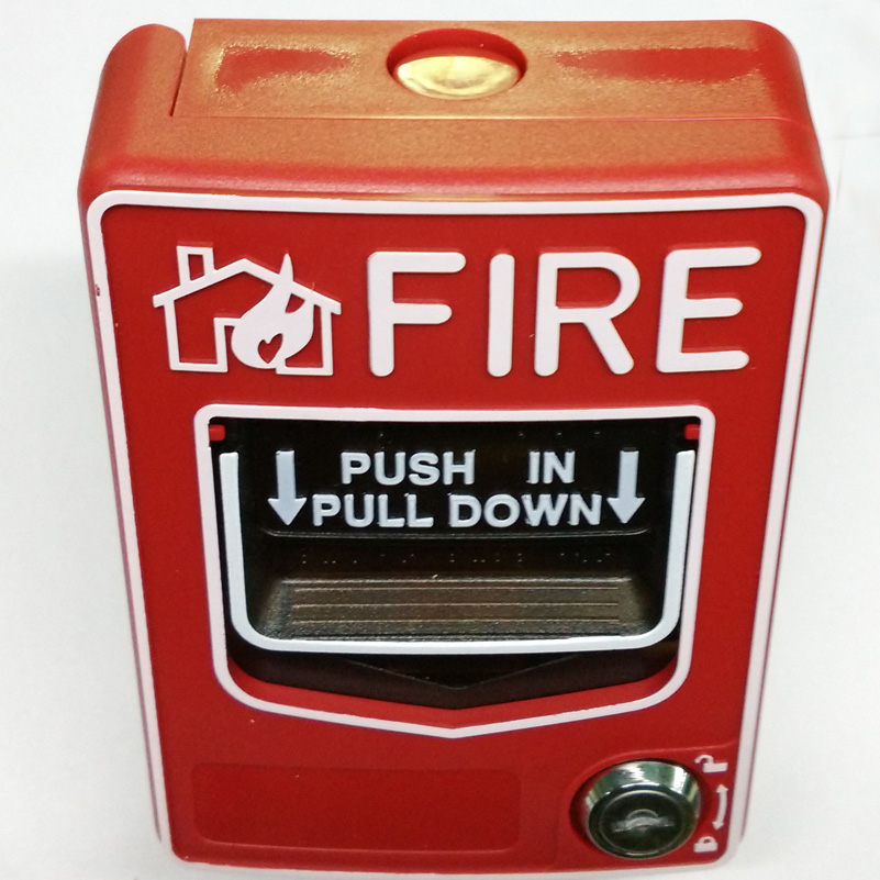 2-wire Manual Call Point For Fire Alarm System