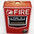Point d'appel manuel à 2 fils | Pour système d'alarme incendie