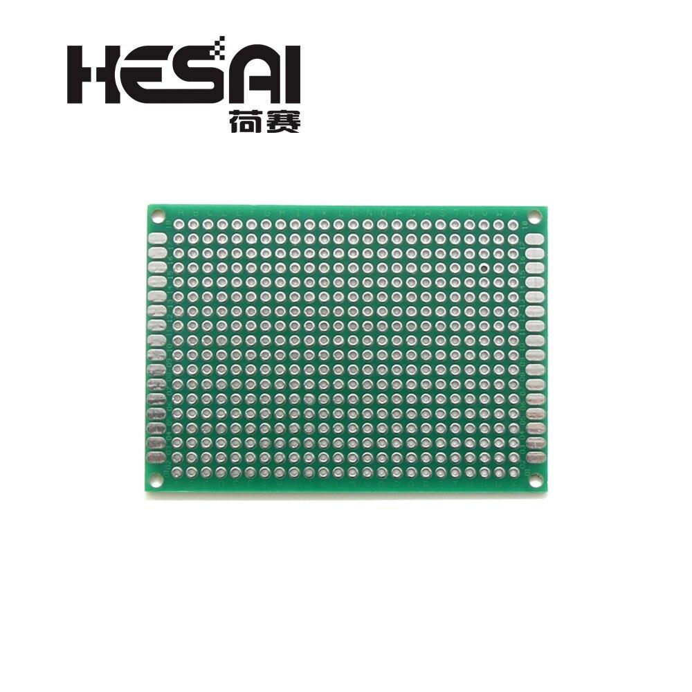 5x7cm 5*7 Double Side Prototype PCB DIY Universal Printed Circuit Board