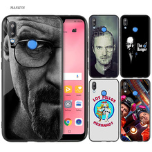 Silicone Case Cover for Huawei P20 P10 P9 P8 Lite Pro 2017 P Smart+ 2019 Nova 3i 3E Phone Cases Breaking Bad Chemistry Walter wh стоимость