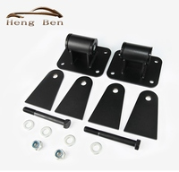 HB Universal LS1, LS2, LS3, LS6, LS Engine Motor Mounts (LS Conversion Swap)