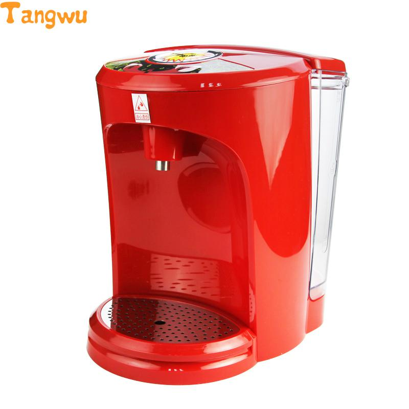 Free shipping That is the hot type electric kettle to boil water bottle intelligent 3 seconds speed dispenser 2.5L