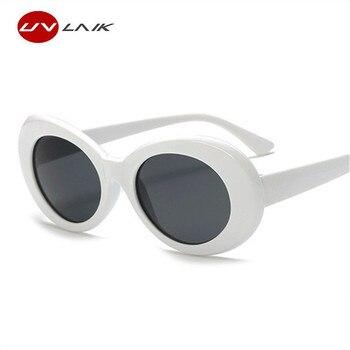 Sunglasses Men/Women Goggles NIRVANA Kurt Cobain Round Glasses Retro UV400