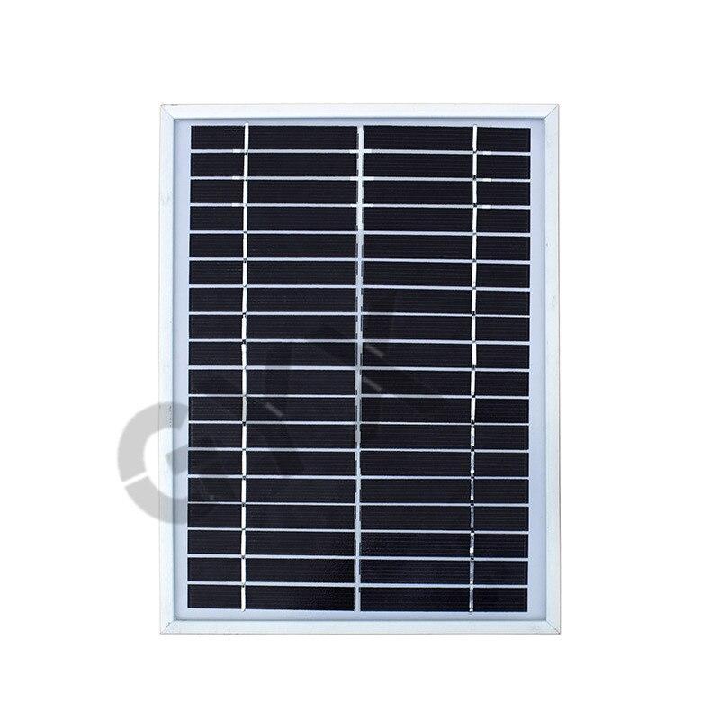 solar da fonte de iluminação exterior solar