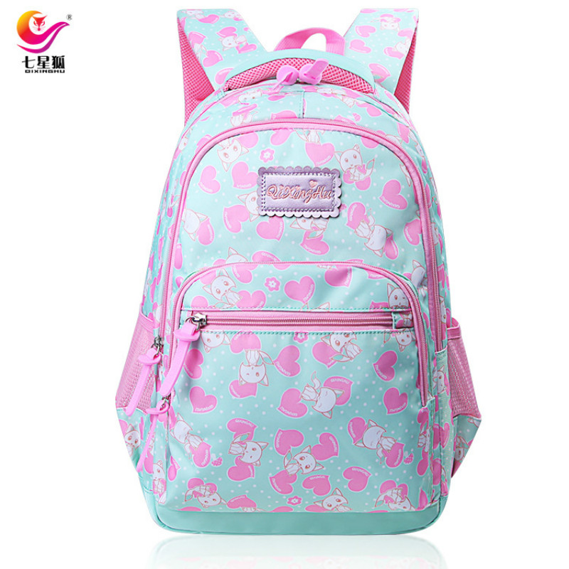 2018 hot sale Oxford School Bags for Teenage Girls Waterproof Women School Backpack Fashion Student Book Bag Children Backpacks oxford team student s book 1