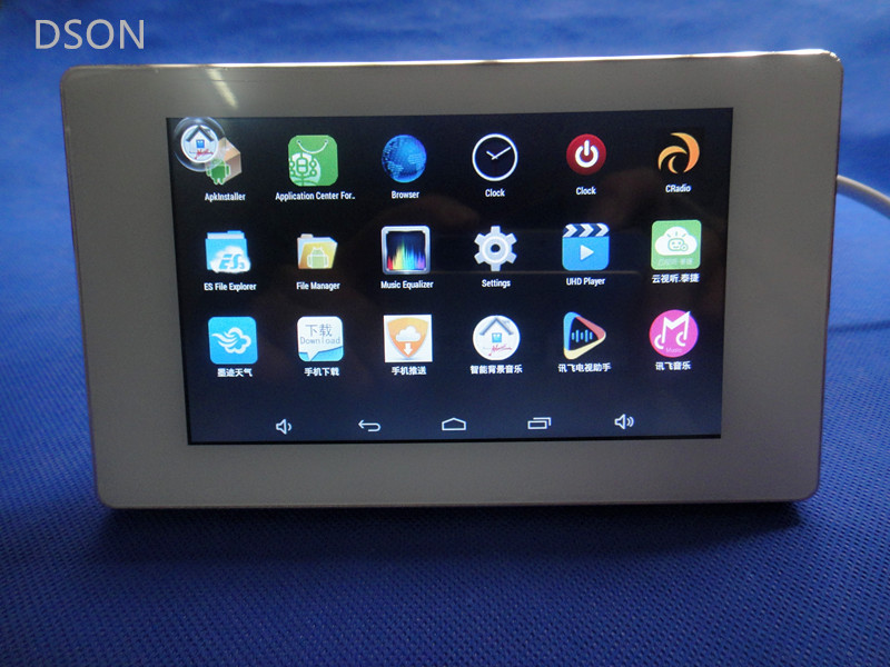 NEW Home Theater 5.1 Music Player Mini System 5 inch Touch Screen Andriod Tablet System music Player Home Theater Free Shipping