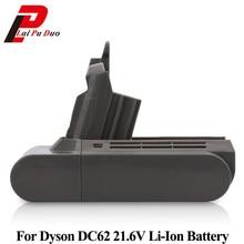 21,6 V Li-Ion пылесос батареи для Dyson DC58 DC59 DC61 DC62 DC72 V6 965874-02 Перезаряжаемые батареи Batteria