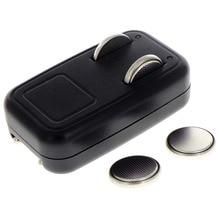 Набор ЕС Plug AC Зарядное устройство + 4 шт LIR2032 3,6 V литий-ионный Перезаряжаемые монет кнопки сотового CMOS Батарея заменить CR2032 батареи