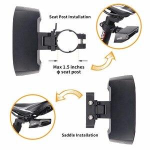 Image 3 - Велосипедный задний фонарь GIYO, зарядка через USB, поворотники, Аккумуляторный блок