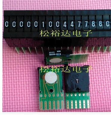 Фотография 1PCS DGCN-431D-B imported from Japan IDEC snap-on modular digital display    Monolithic price