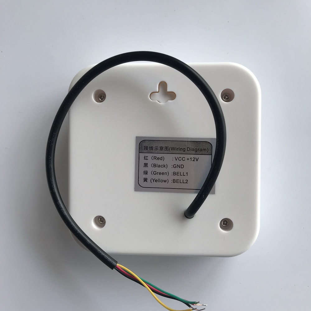 Dc 12v Wire Doorbell Dingdong Connect No And Com In Wiring From Security Protection On Alibaba Group