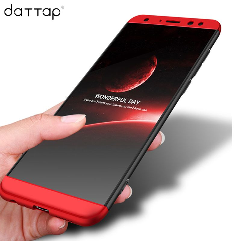 prezzo competitivo 6094b 824a2 US $2.99 20% OFF|daTTap For Huawei Mate 10 Lite Case 360 Full Protective  Case Armor Hard PC Back Cover For Huawei Mate 10 Lite Mate10 Coque Funda-in  ...