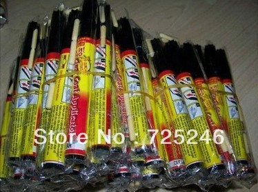 Big discount! Free Shipping New Fix It Pro Clear Car Scratch Repair Pen aluminium tube  packing