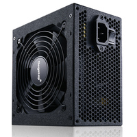 Segotep 600W GP700G ATX PC Computer Power Supply Gaming PSU 12V Active PFC 93 Efficiency 80Plus
