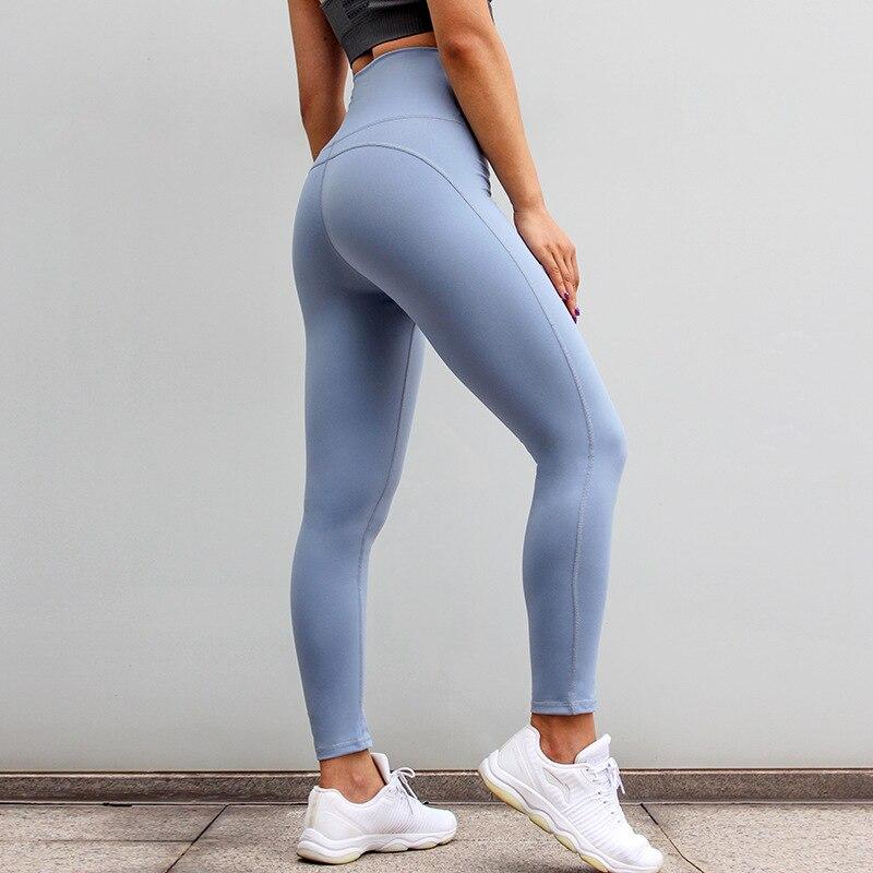 Pantalons de Yoga pour taille haute collants Fitness course Sport Leggins Legging Sport femmes Gym Leggings Jogging Femme Sportswear 2019