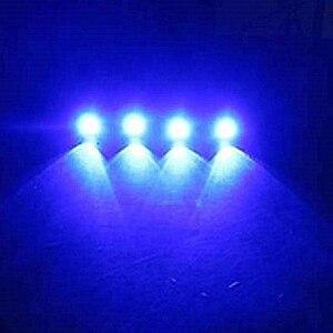 Image 2 - 4x LED סירת אור עמיד למים 12v הקיא מפזר אשנב מתחת למים טרול שחייה בריכת בריכת מזרקת אור דיג אור